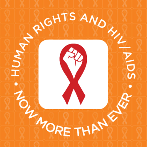 human rights logo. for the Human Rights and